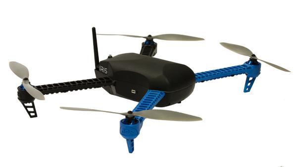 3D Robotics Iris Quadcopter